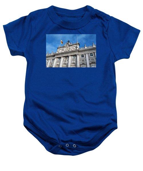 Palacio Real Baby Onesie