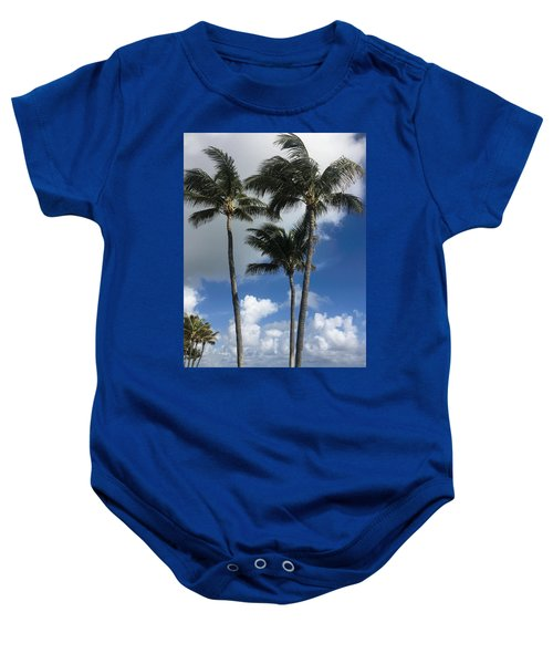 Palm Baby Onesie