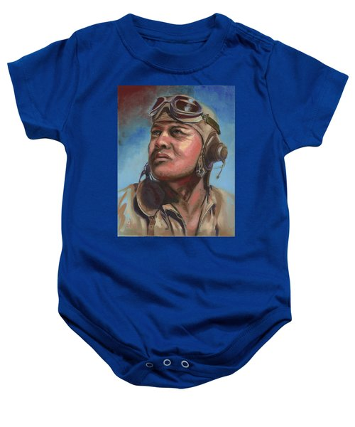Pappy Boyington Baby Onesie