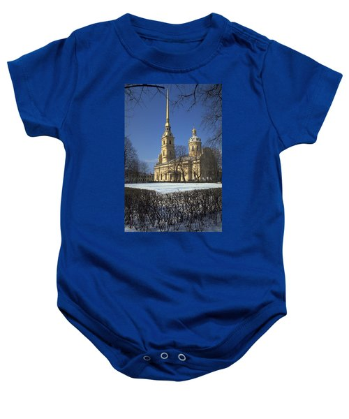 Peter And Paul Cathedral Baby Onesie