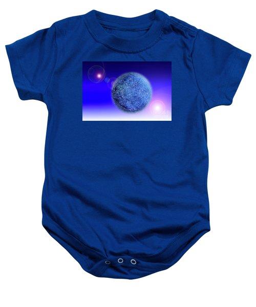 Planet Baby Onesie