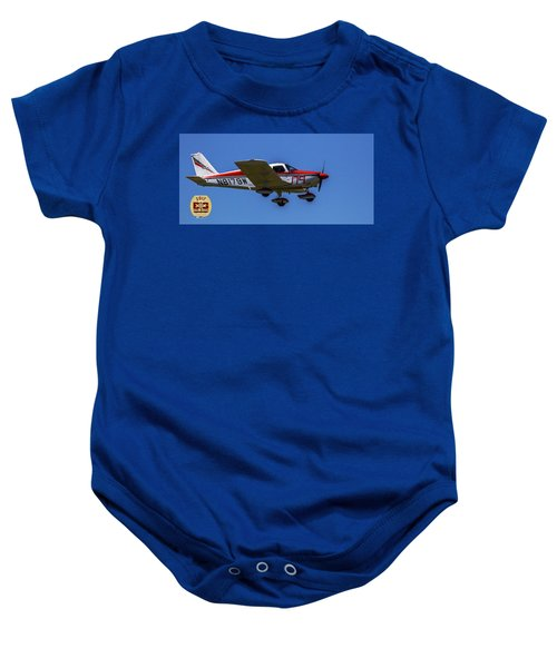 Race 179 Fly By Baby Onesie