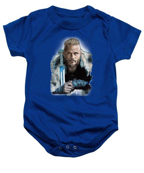 Ragnar Lothbrok Baby Onesie