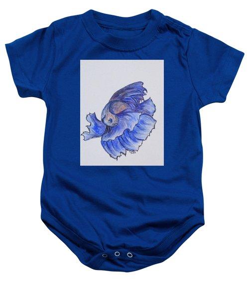 Ralphi, Betta Fish Baby Onesie