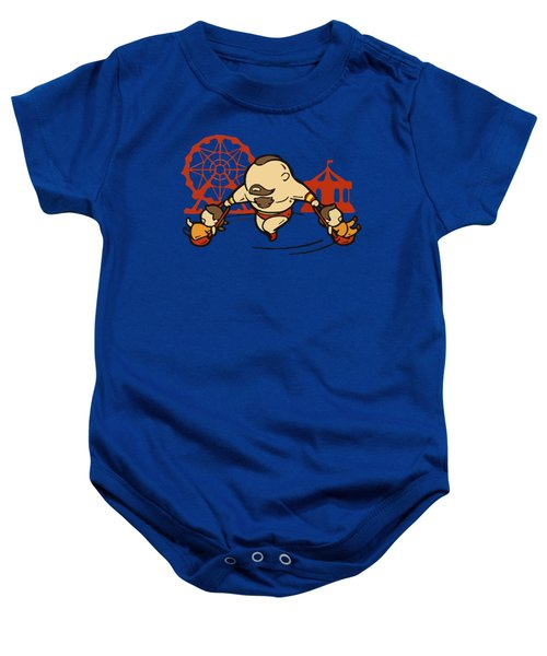 Return Baby Onesie by Opoble Opoble