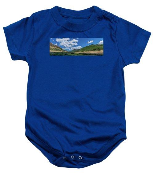 Rio Grande Headwaters #3 Baby Onesie