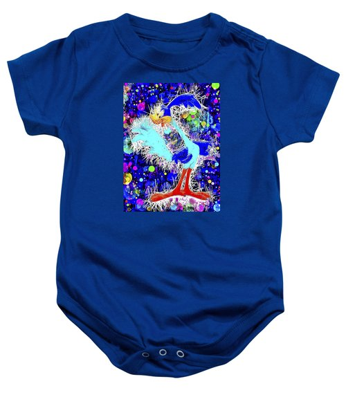 Road Runner Baby Onesie