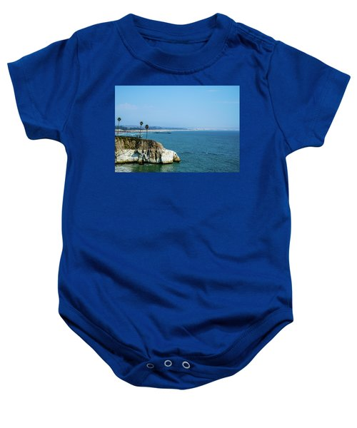 Scenic Outcropping Baby Onesie