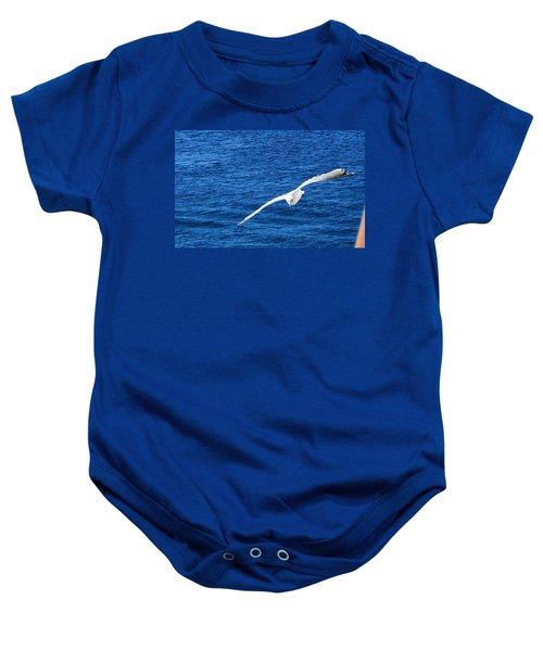 Seagull 1 Baby Onesie