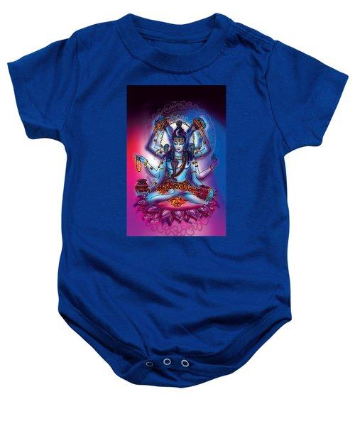 Shiva Abhishek  Baby Onesie