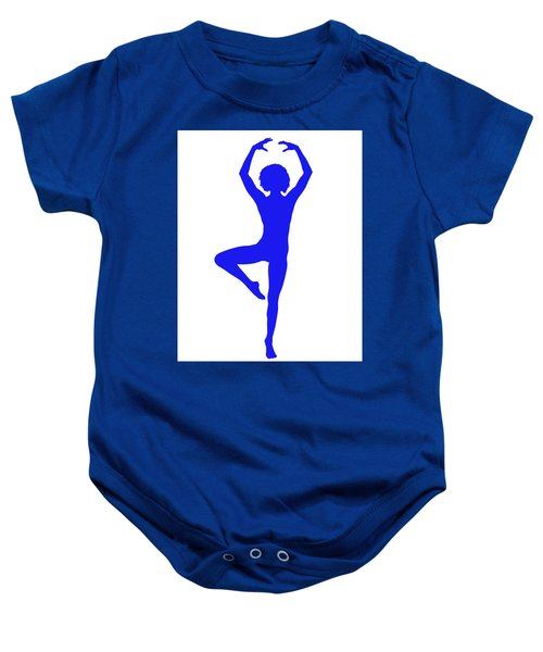 Silhouette 23 Baby Onesie