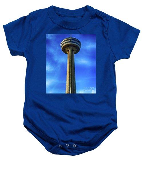 Skylon Tower Baby Onesie