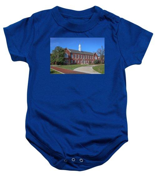 Stephens Hall 2 Baby Onesie
