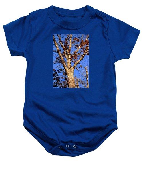 Stunning Tree Baby Onesie