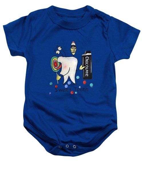 Sweet Tooth T-shirt Baby Onesie