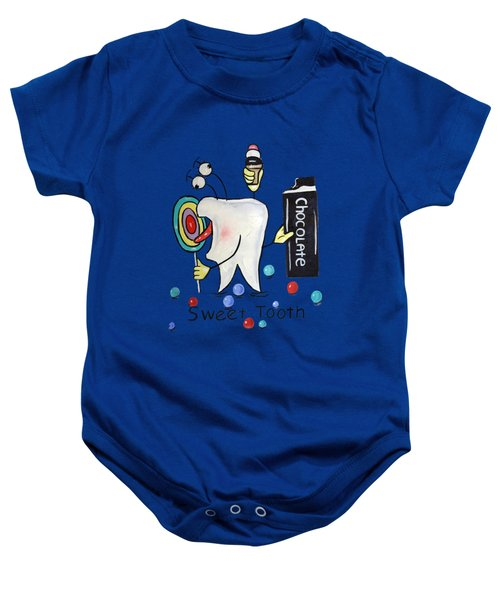Sweet Tooth T-shirt Baby Onesie