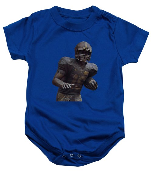 Tebow Transparent For Customization Baby Onesie