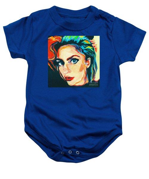 The Artist- Lady Gaga Baby Onesie