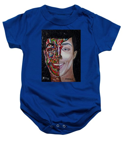The Artist Within Baby Onesie