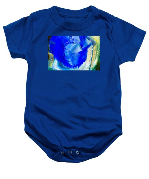 The Blues Baby Onesie