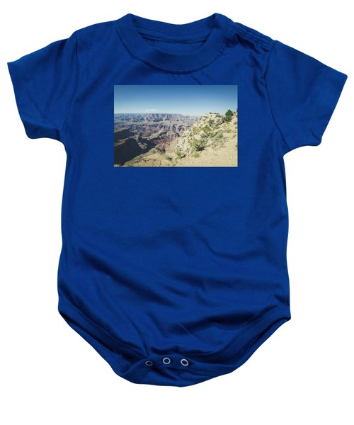 The Enormity Of It All Baby Onesie