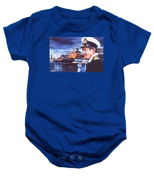 The Harbourmaster Baby Onesie