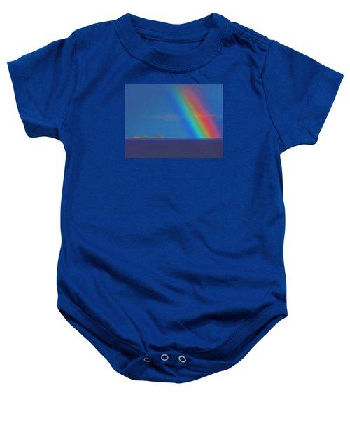The Rainbow Baby Onesie