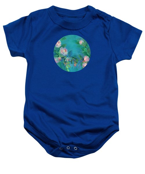 The Search For Beauty Baby Onesie