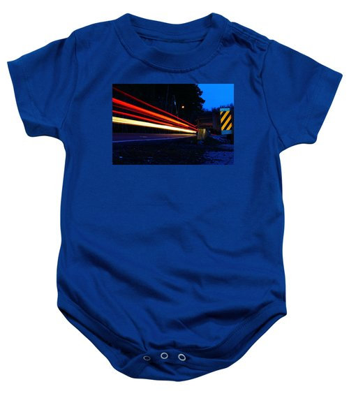 The Trail To... Baby Onesie