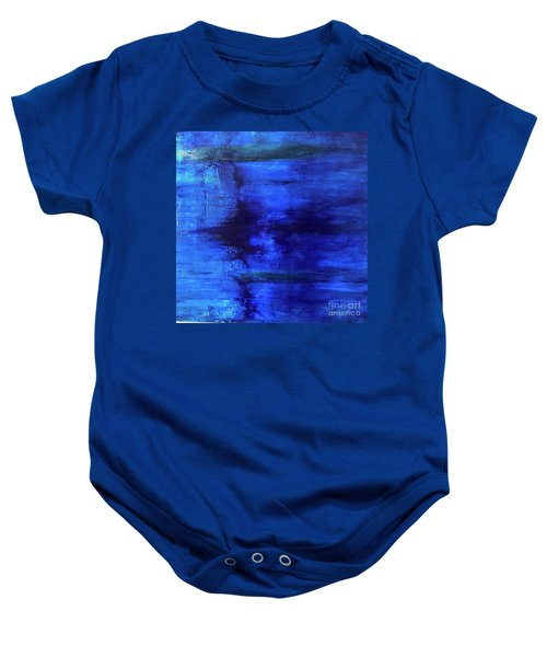 Time Frame Baby Onesie