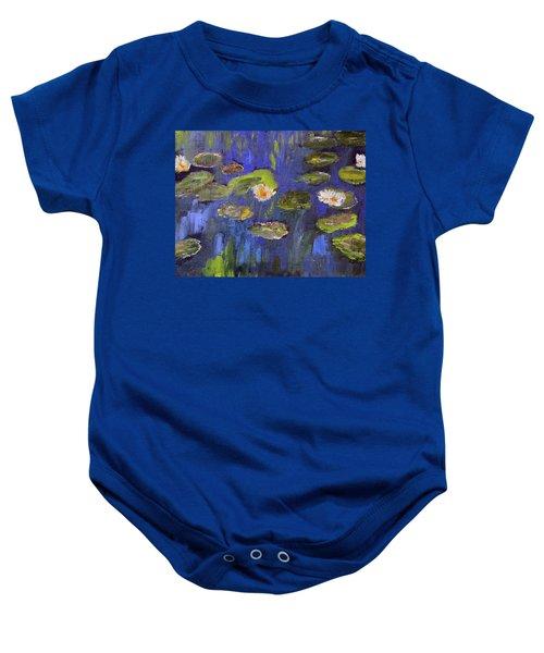 Tribute To Monet Baby Onesie