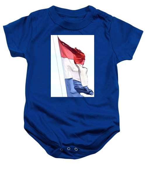 Baby Onesie featuring the photograph Unfurl 02 by Stephen Mitchell