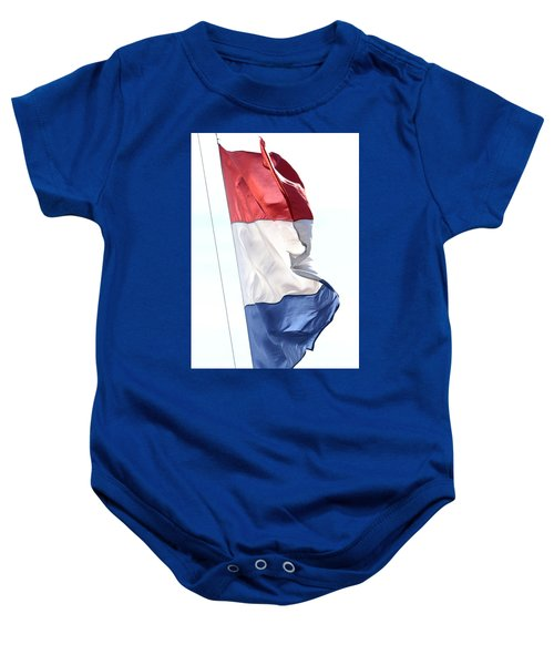 Baby Onesie featuring the photograph Unfurl 03 by Stephen Mitchell