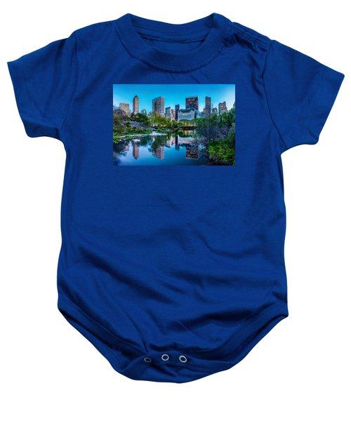 Urban Oasis Baby Onesie