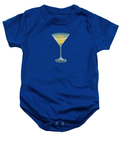 Vesper Martini Baby Onesie