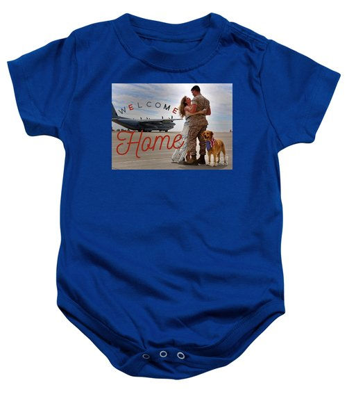 Welcome Home Baby Onesie