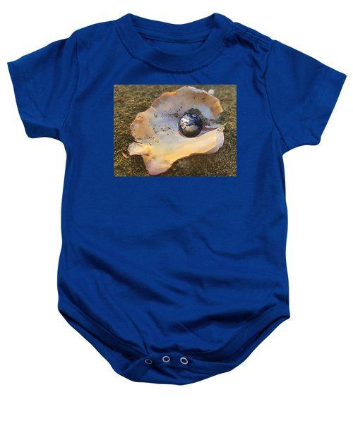Your Oyster Baby Onesie