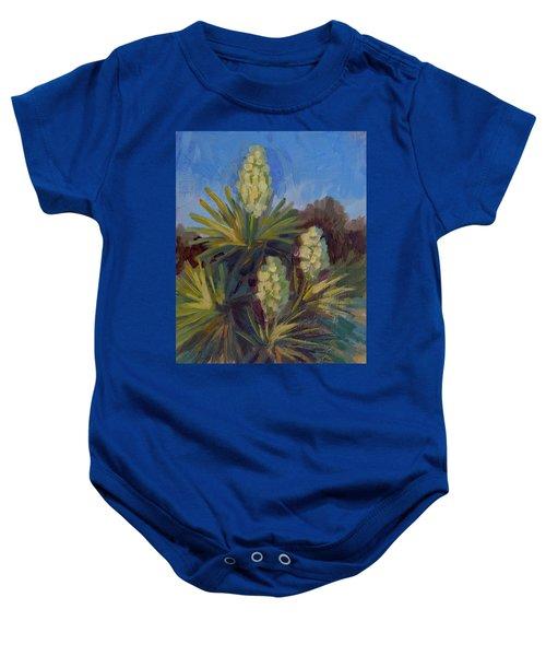 Yucca At Joshua Tree Baby Onesie