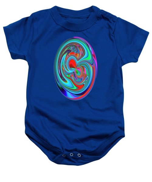Dream Planet 1 Baby Onesie