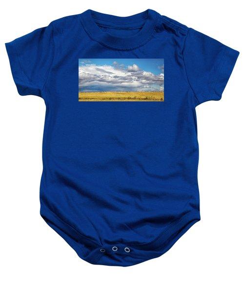 Big Sky Montana Baby Onesie