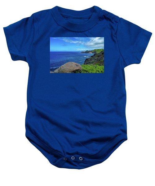 Maui Coast II Baby Onesie