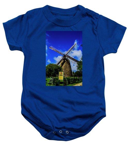 Morgan Lewis Mill Baby Onesie