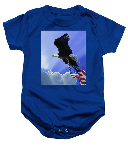 Our Glory Baby Onesie