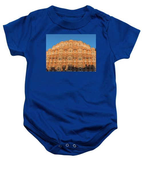 Palace Of The Winds Baby Onesie
