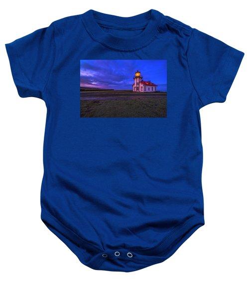 Point Cabrillo Light Station - 3 Baby Onesie