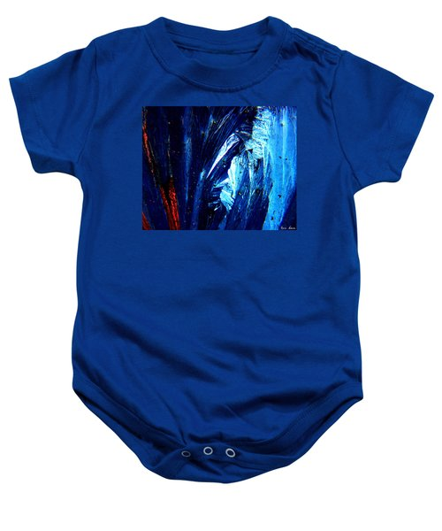 Quenching The Desire Baby Onesie