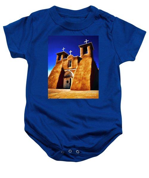 Ranchos Church  Xxxii Baby Onesie