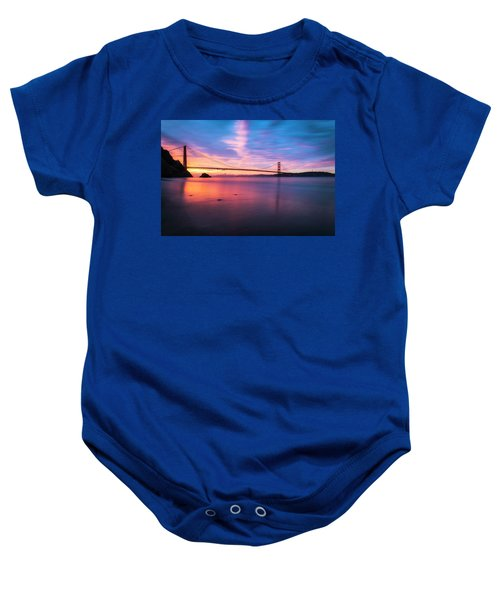 Rise With Me- Baby Onesie