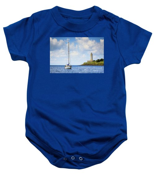 Seascapes 4 Baby Onesie