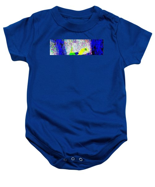 Shattered  -  Light  -  An Experiment Baby Onesie